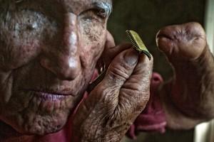 Το ντοκιμαντέρ «Ο Τυφλός Ψαράς» του Στρατή Βογιατζή και της Θέκλας Μαλάμου, με τον πρωταγωνιστή Γιάννη Κουκούμιαλο