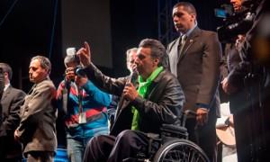 Ο Lenín Moreno, που ήταν πρόεδρος του Ecuador όταν ο Rafael Correa κατέβαινε για την επανεκλογή του, δήλωσε πως θέλει να εγκαταλείψει την πολιτική σκηνή και να αφοσιωθεί στα κοινωνικά θέματα.
