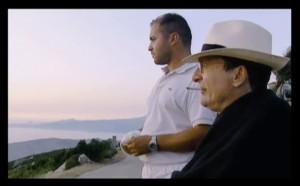 O Philippe Pozzo di Borgo και ο Abdel Sellou σε ένα πραγματικό στιγμιότυπο!