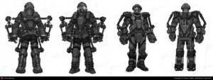 Ρομποτικές «στολές» από το... μέλλον βοηθούν